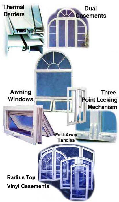 Casement and Awning windows in dallas, ft. worth