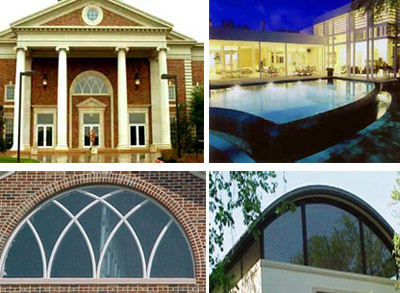 custom shaped windows in fort worth and dallas tx