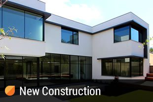 New Construction Window Installation Dallas