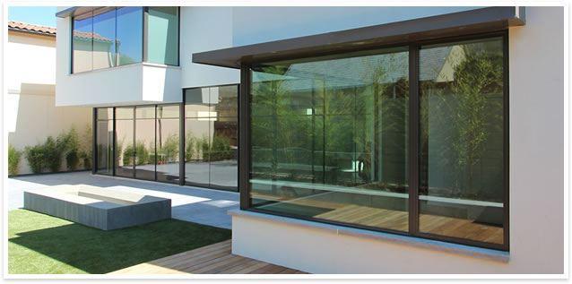 Aluminum Fibergl Windows And Doors